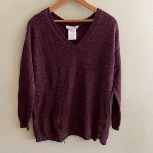 BCBG oversized sweater